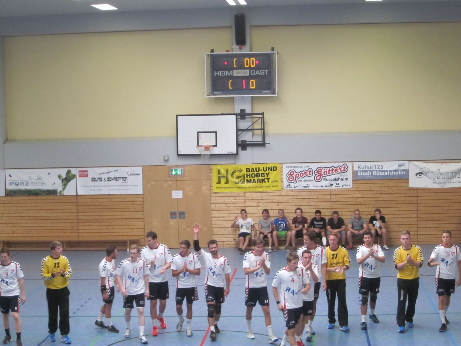 TG Rüsselsheim - Handball