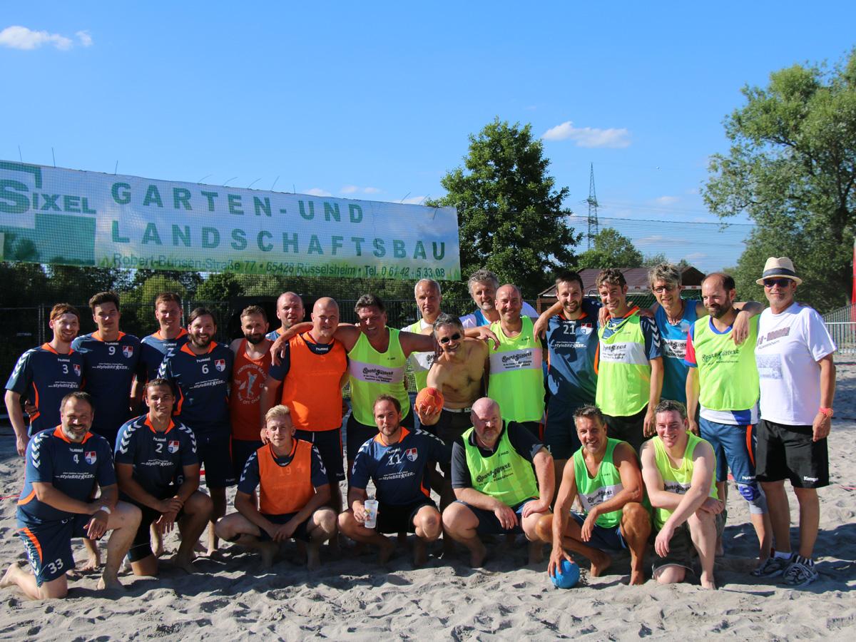 2017 Beachhandball Hessentag